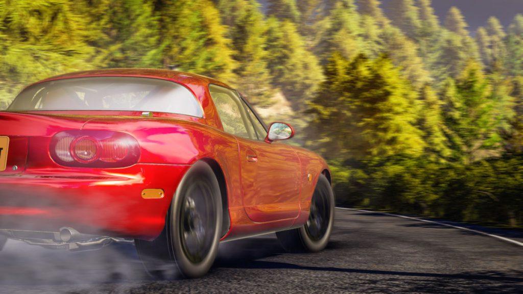 Drift19 becomes Drift21 alongside a publisher deal from 505 Games
