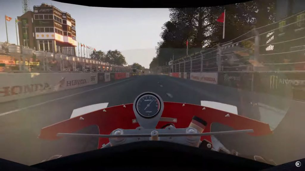 The first TT Isle of Man 2 gameplay video reveals the 1978 Ducati of Mike Hailwood is in the game - and will be the pre-order bonus