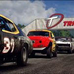 The free February Wreckfest update adds 2 new tracks