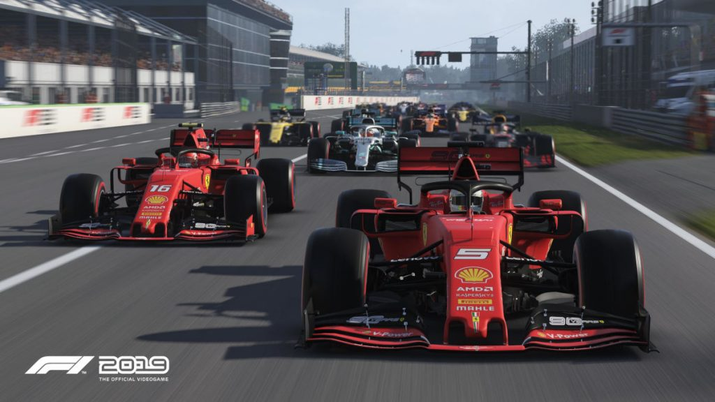 Minor F1 2019 Patch v1.21 Released On All Platforms