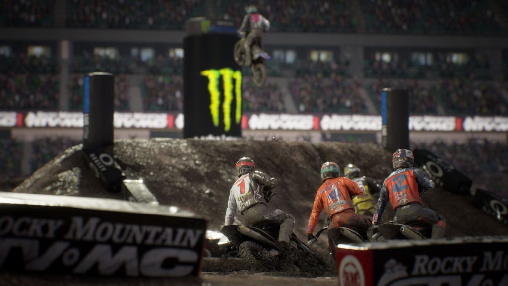 Monster Energy Supercross - The Official Videogame 3 Is Out Now