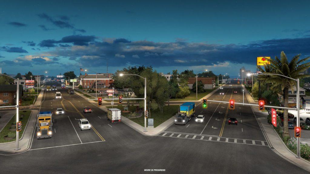 American Truck Simulator - Oregon Download