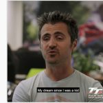 TT Isle of Man 2 - Julien Toniutti Interview Video