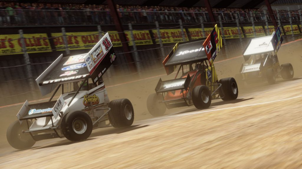 Tony Stewart's Sprint Car Racing launches in Feb 2020 for Xbox One, PS4 and PC