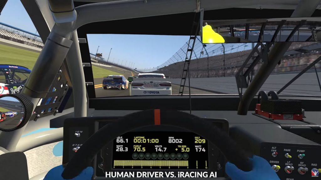 iRacing NASCAR AI Soft Launch