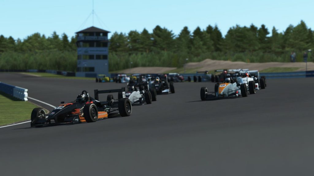 Check out the rFactor 2 Track List