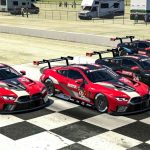 10 BMW drivers sim racing this weekend