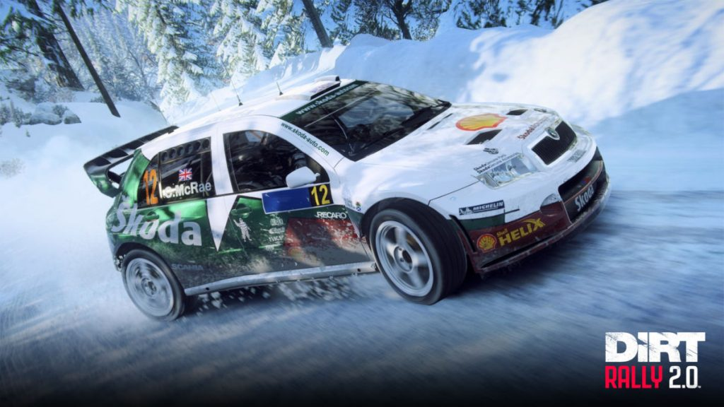 DiRT Rally 2.0 update 1.13 and GOTY Edition both released