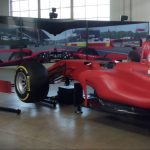 Full Motion F1 Simulator built by CXC Simulations