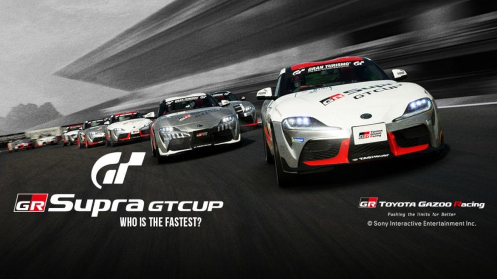 The GT Sport GR Supra GT Cup Returns for 2020