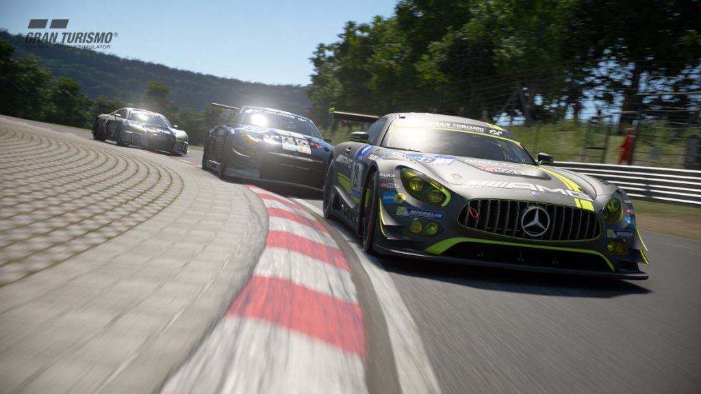 New Sport Mode and FIA Changes for GT Sport have been previewed already