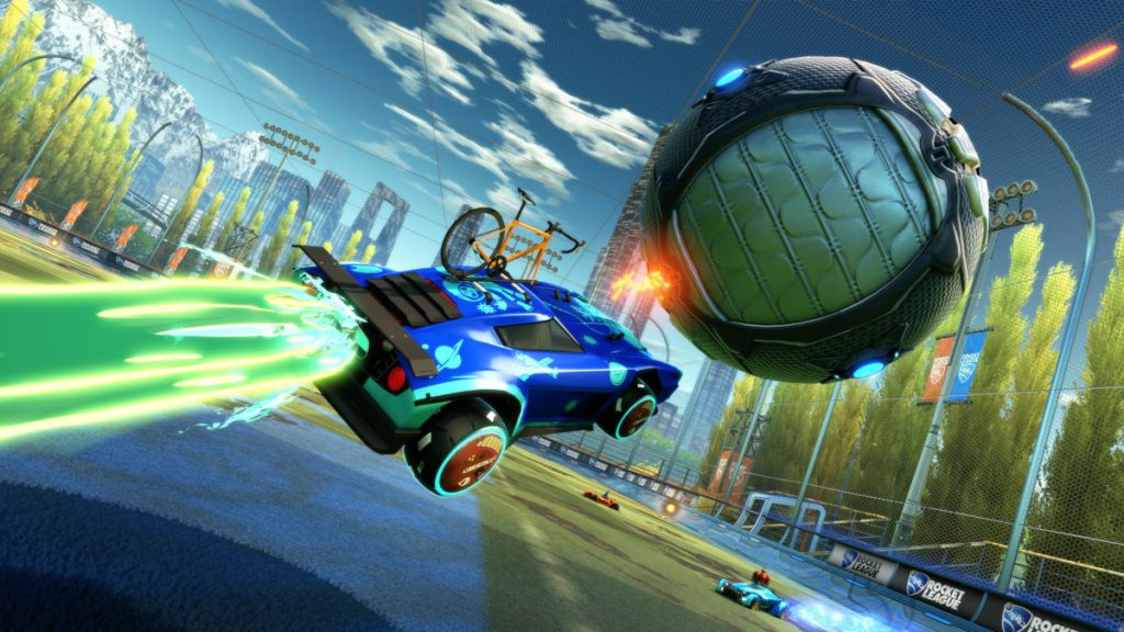 The Rocket League March 2020 Update has been announced