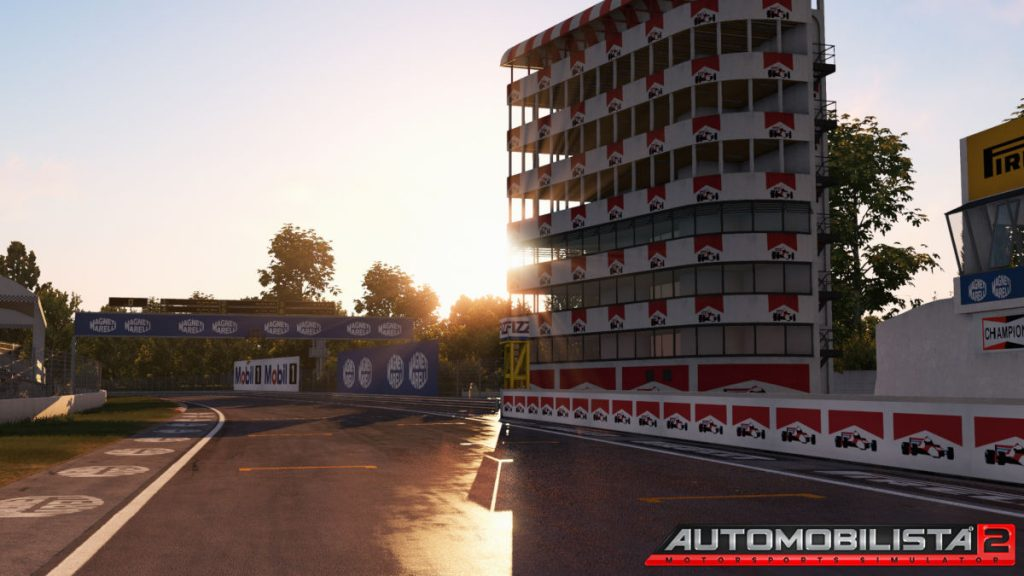 See the circuits included in the Automobilista 2 track list