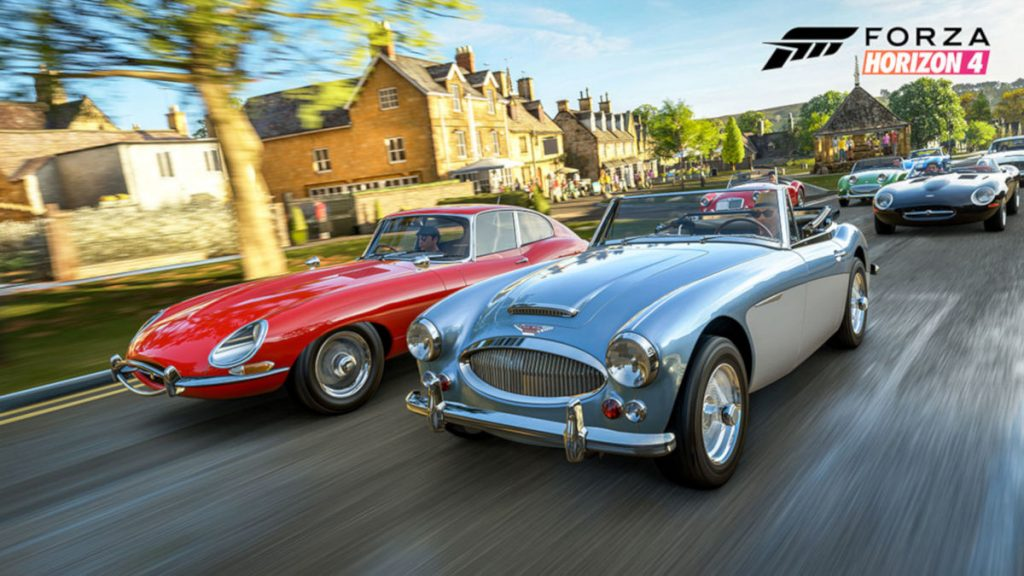 Check out the standard and DLC cars in our Forza Horizon 4 car list