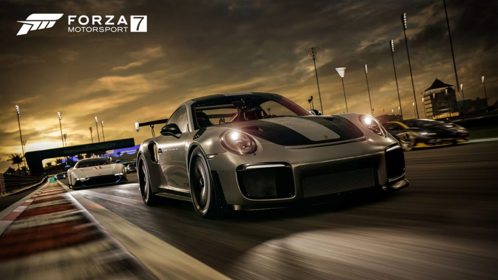 Check out the Full Official Forza Motorsport 7 Car List