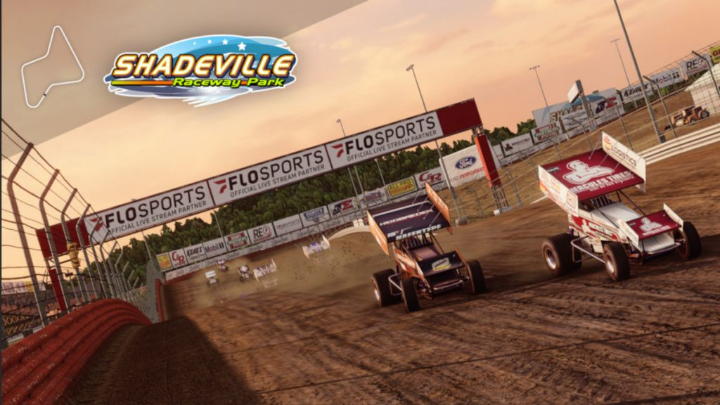 The Road Course Pack for Tony Stewart's Sprint Car Racing adds Shadeville Raceway and Palm Tree Motorsports Park