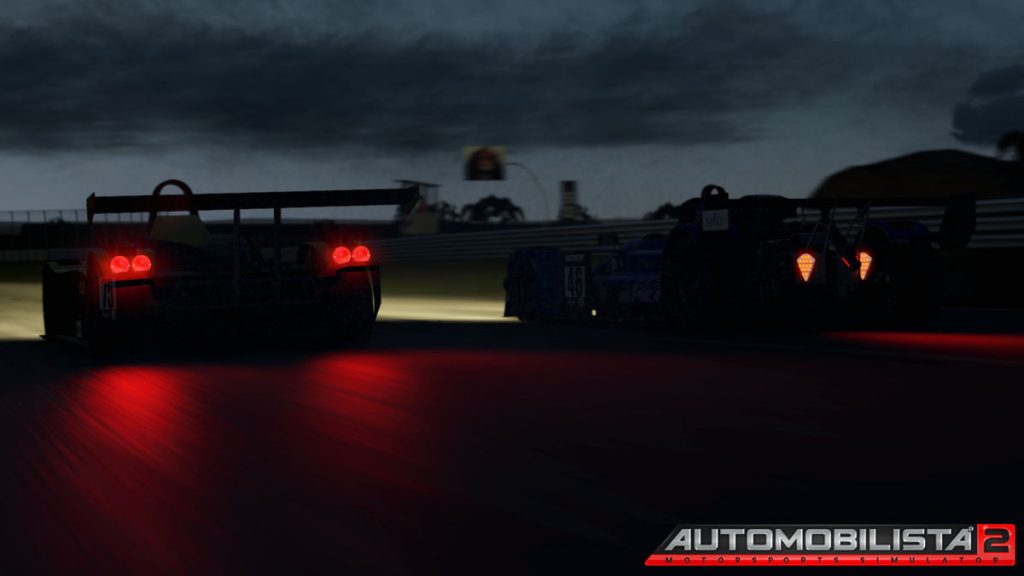 Will you be giving the game a try, with Automobilista 2 V.0.8.4.0 released now?
