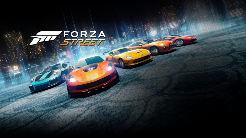 Forza Street is Coming to iOS and Android on May 5