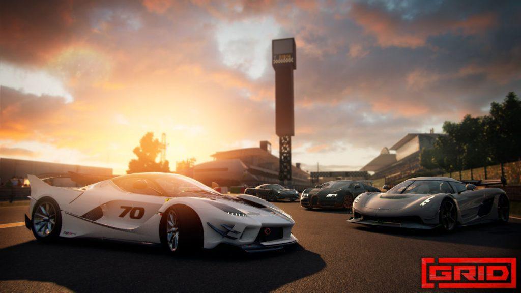 GRID Season 3 Adds 6 New Cars and Suzuka