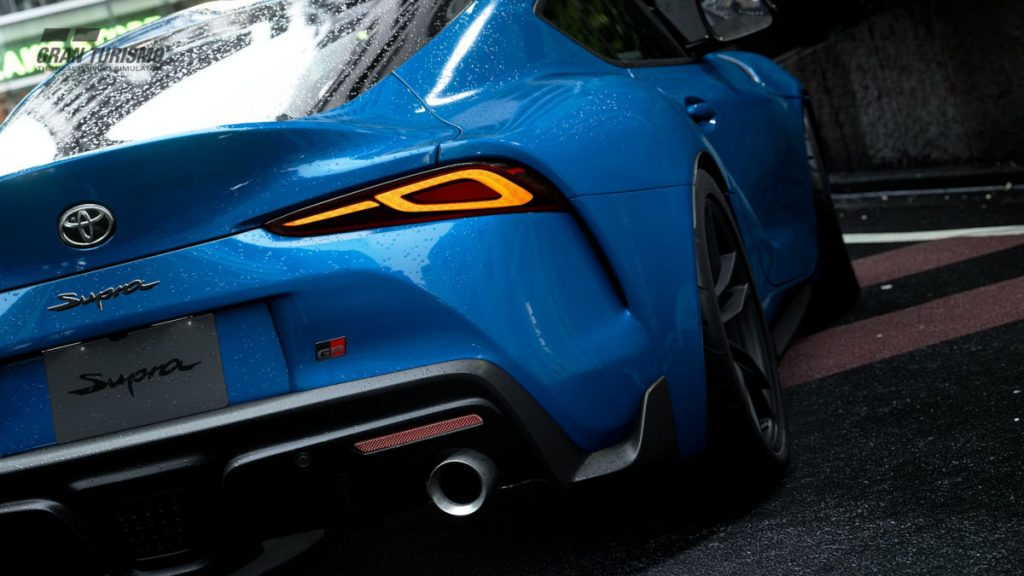 The Supra isn't the only big change in the new Gran Turismo Sport update