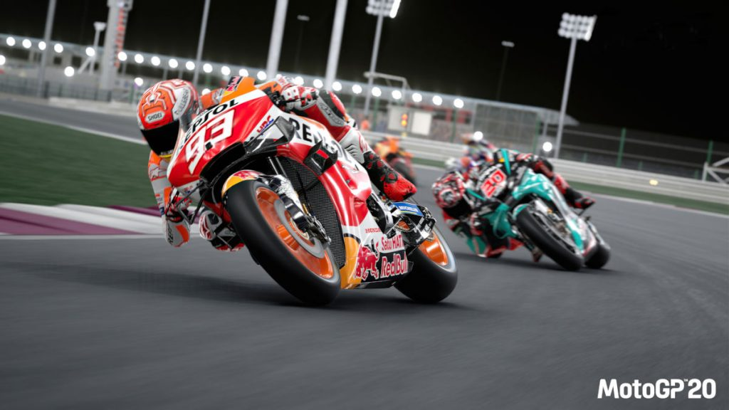 You'll have to beat Marc Marquez sooner or later...