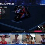 Watch all the MotoGP The Virtual Race 2 action