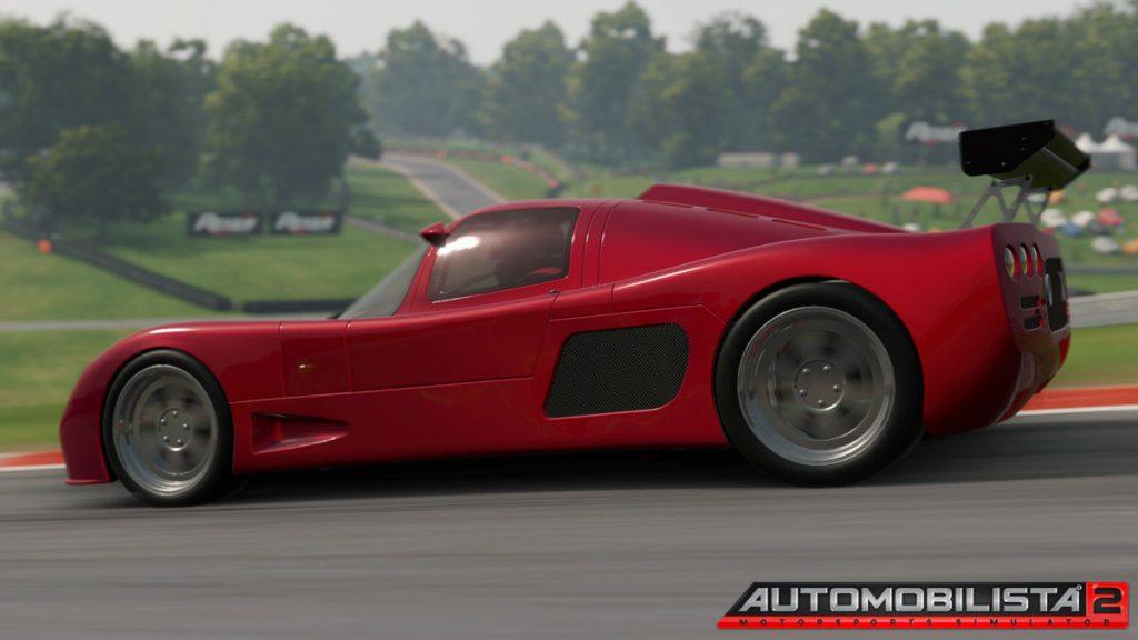 Reiza Studios release Automobilista 2 Version 0.8.2.0