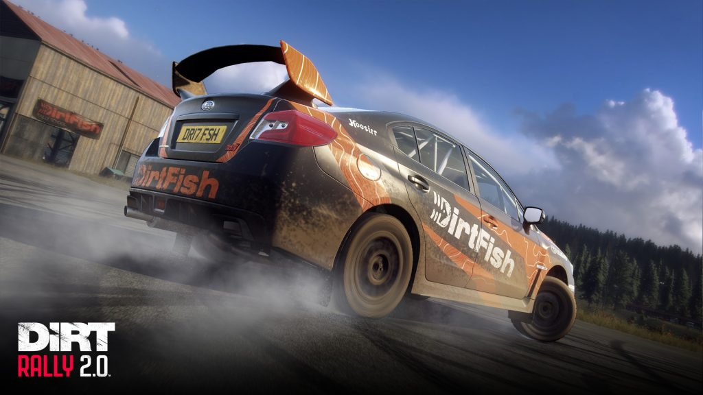 Win A DirtFish Rally School Trip In DiRT Rally 2.0 in the Solberg World Cup