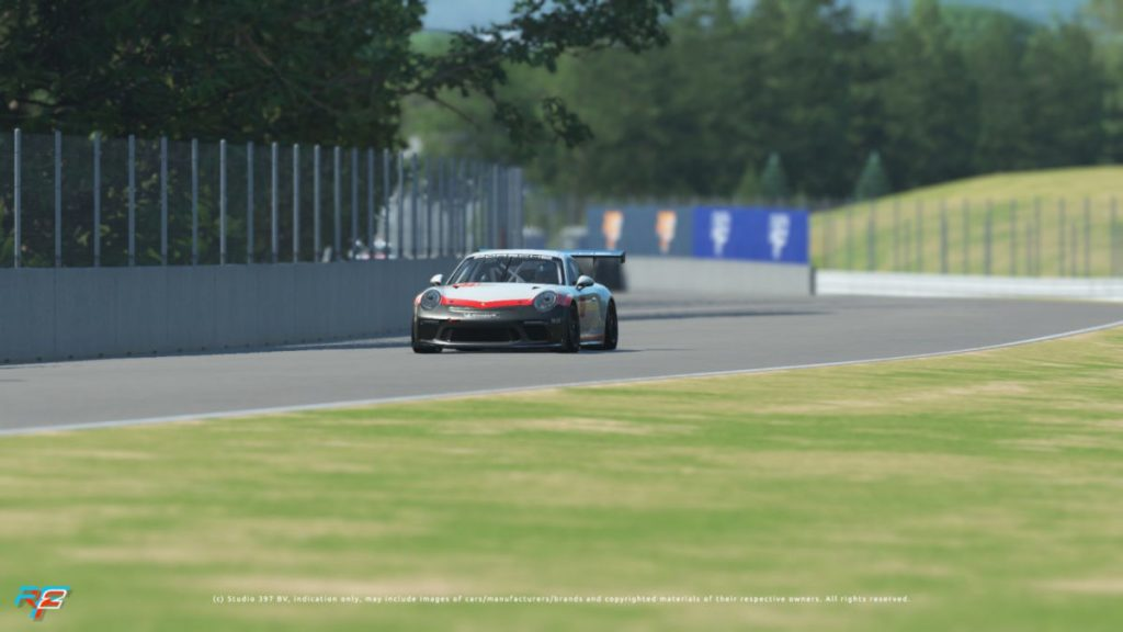 The rFactor 2 Game Roadmap Update for March 2020 includes plans for Portland