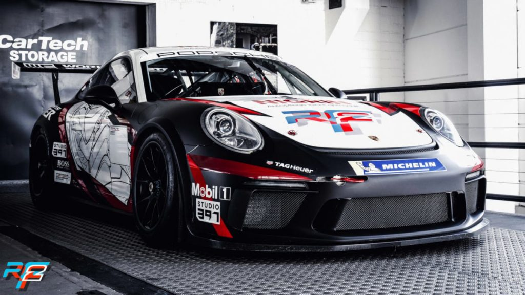 rFactor 2 Supports Rudy van Buren's Racing Career in the Porsche Carerra Cup Deutschland