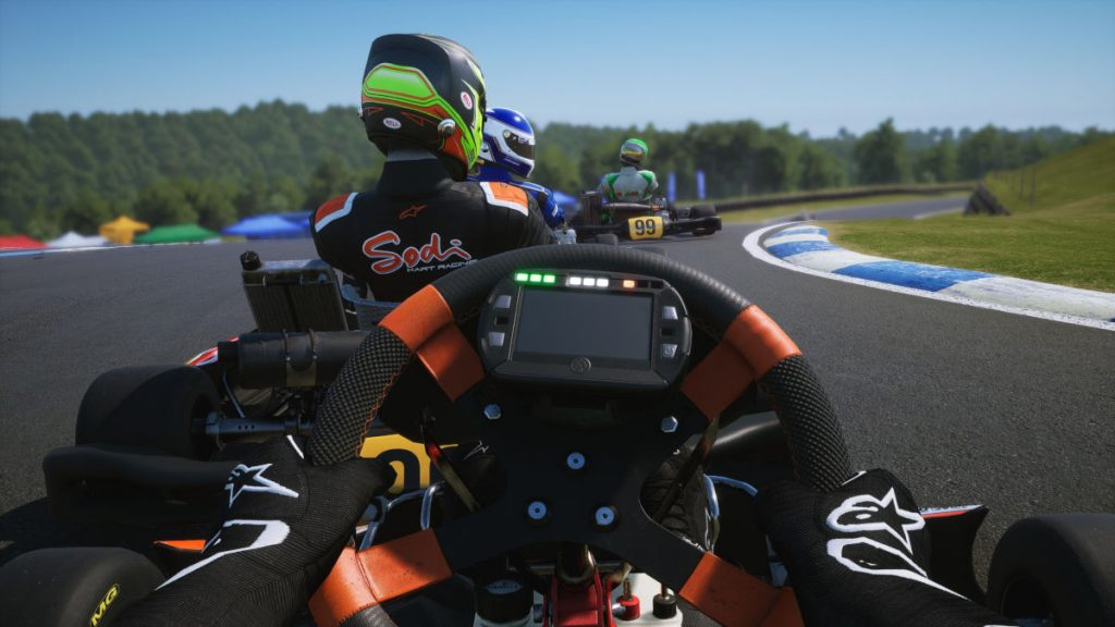 New KartKraft Builds Available Now