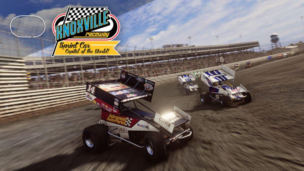 Tony Stewart's Sprint Car Racing Adds Knoxville Raceway Paid DLC