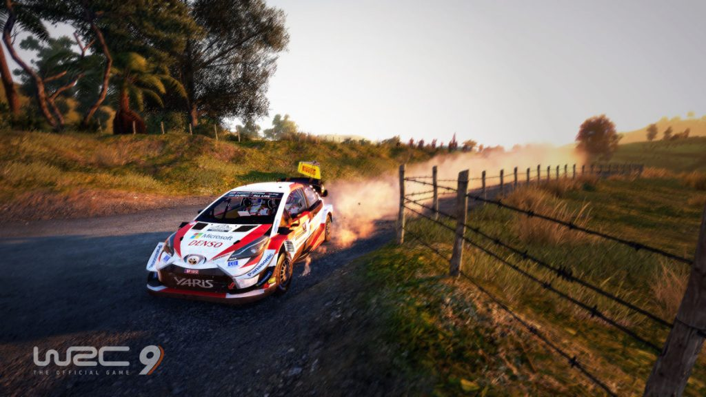Rally New Zealand is one of 3 new events in WRC 9