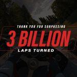iRacing Players Pass 3 Billion Sim Racing Laps