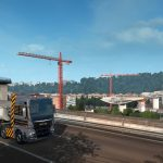 ETS 2 - Both the FH Tuning Pack and Operation Genoa Bridge appeared in early June 2020