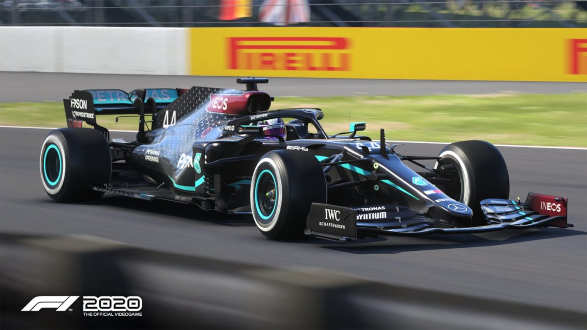 F1 2020 Patch V1.06 Is Out Now on PC and Consoles