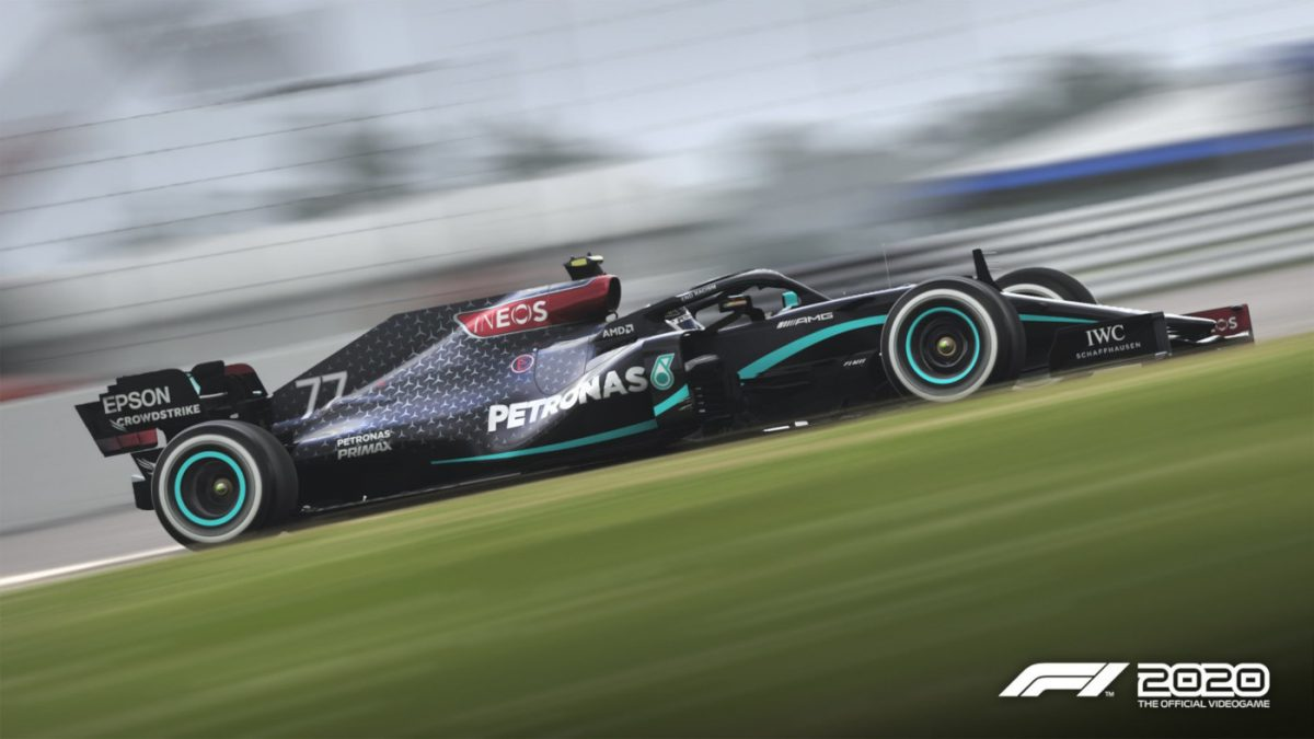 F1 2020 Patch V1.06 is available now
