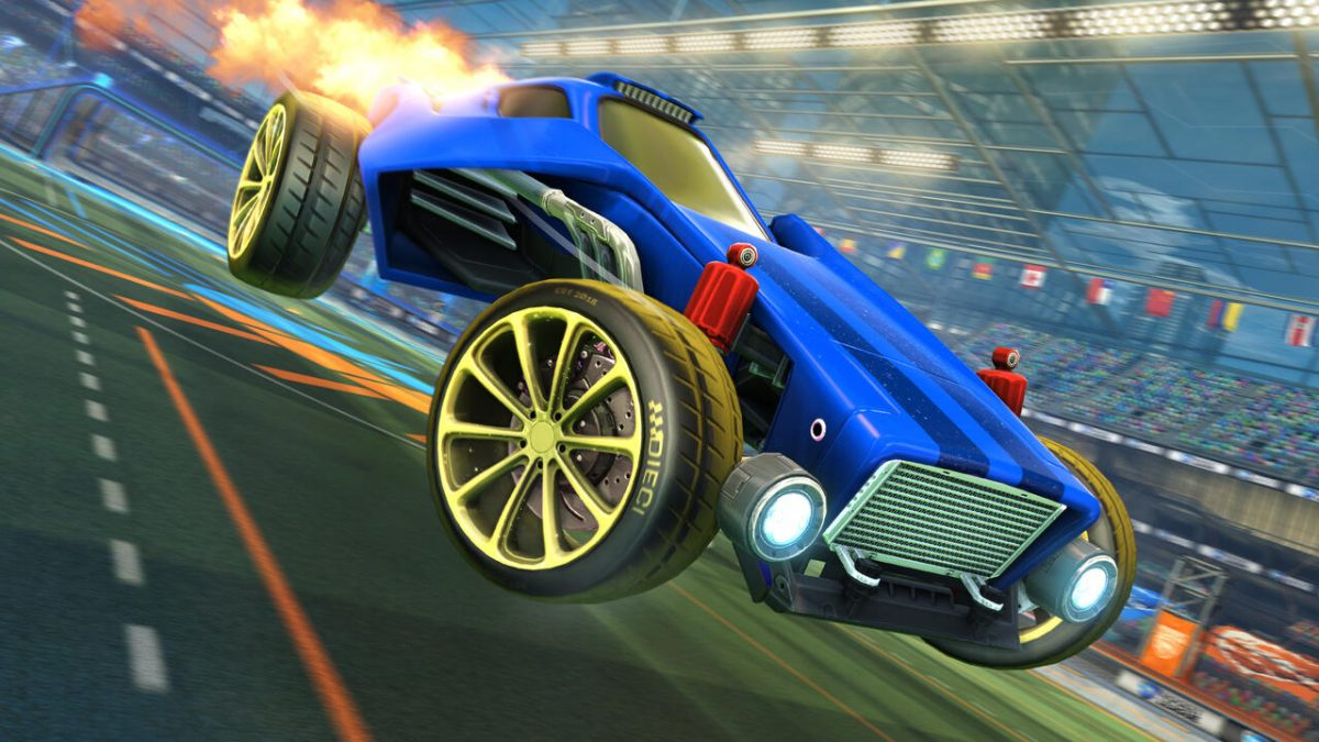 If you're a current or former Rocket League fan, what do you think of the free to play news?