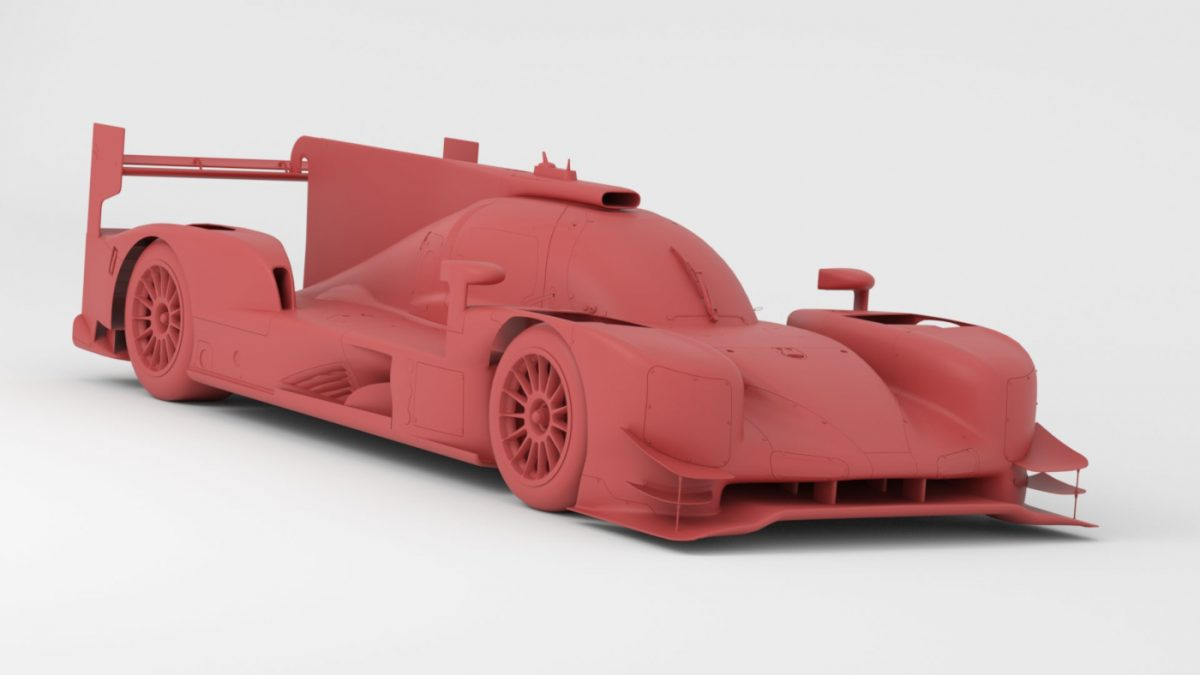 The iRacing Dallara P217 LMP2 Previewed