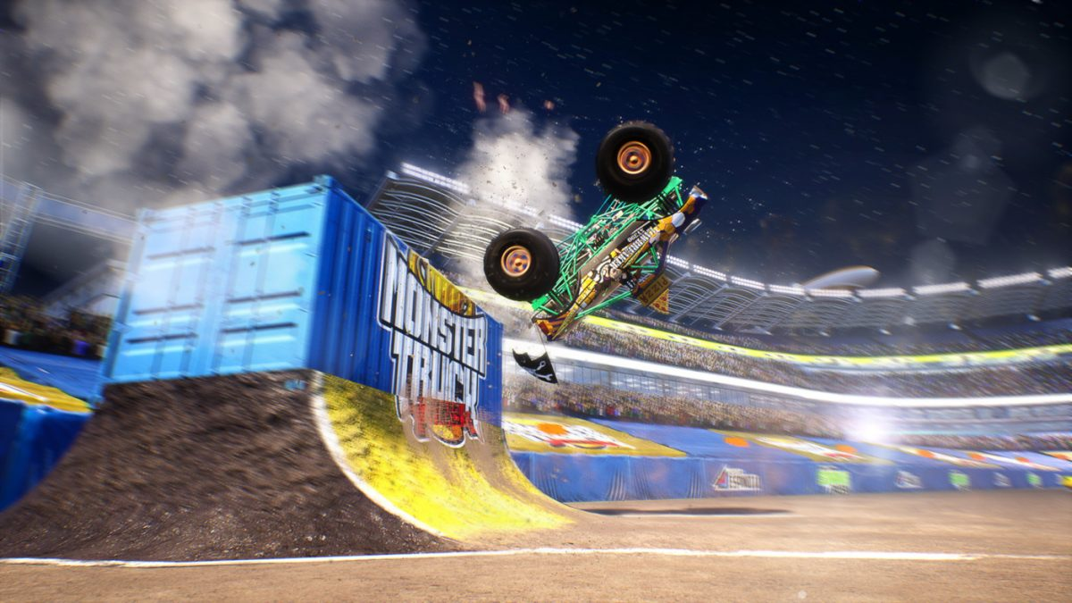 A first Monster Truck Championship gameplay video has been released