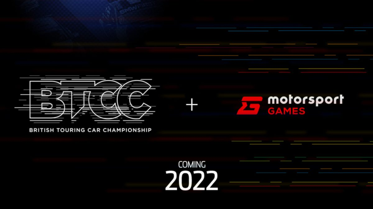 New BTCC Game and eSports Confirmed for 2022
