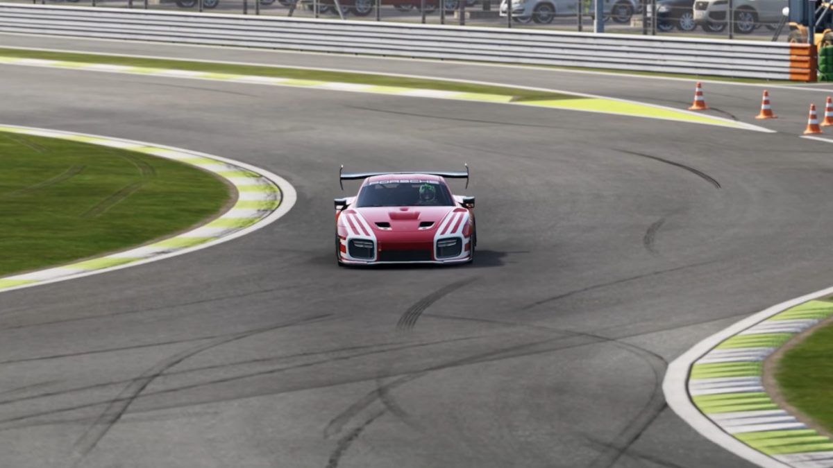 The latest new Project Cars 3 video shows a Porsche 935 at Leipzig