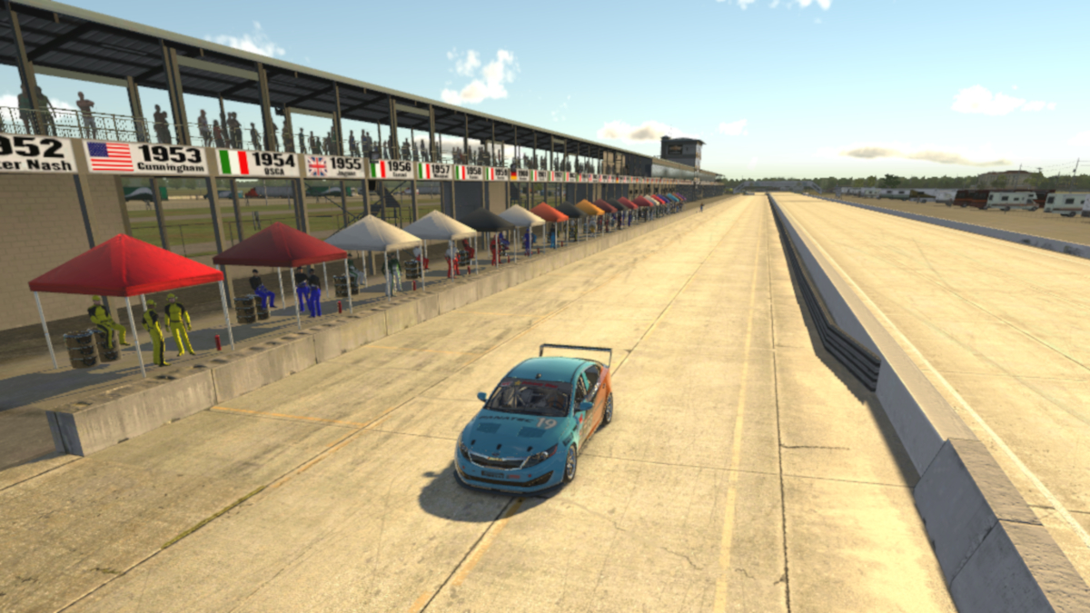 iRacing 2020 Season 3 Patch 4 Released