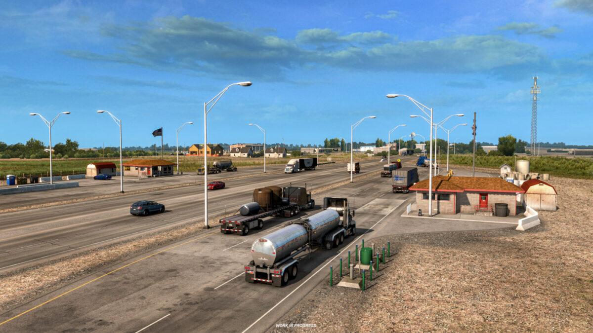 American Truck Simulator Colorado DLC Previewed