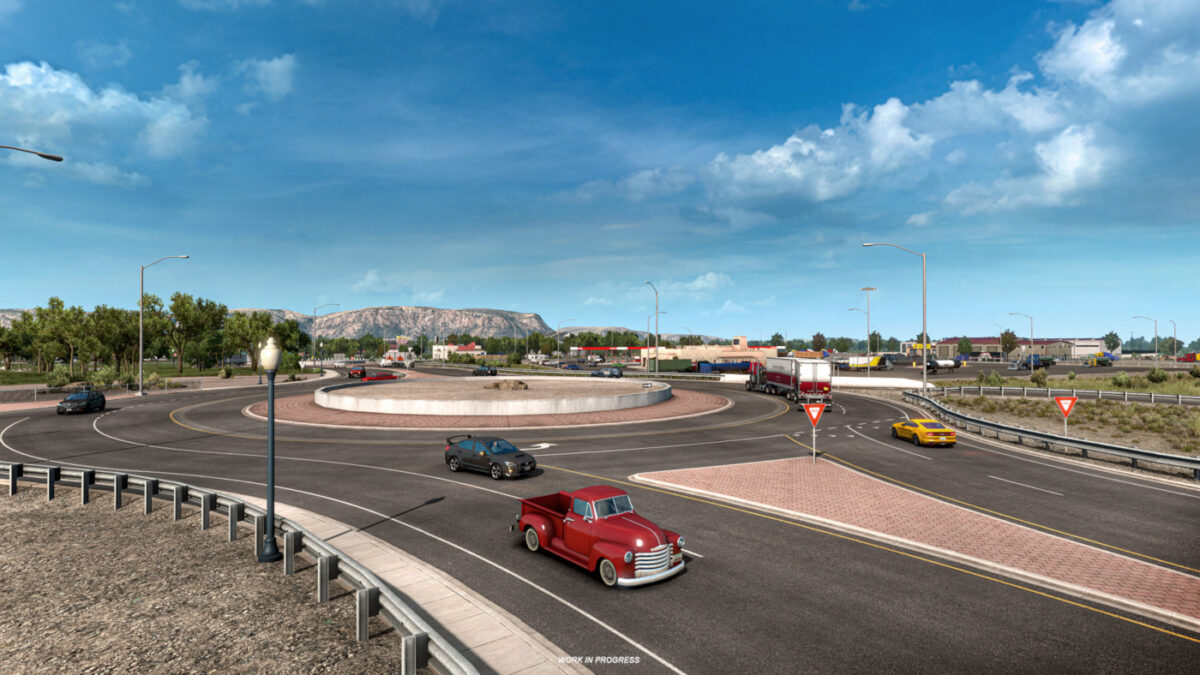 More American Truck Simulator Colorado DLC images