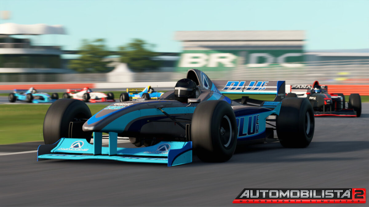The Formula V10 Gen 1 is revealed as coming soon in the Automobilista 2 July dev update