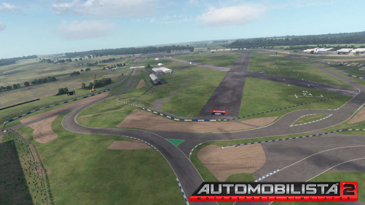 Reiza Studios have already made Silverstone look pretty good judging by the screenshots they've released