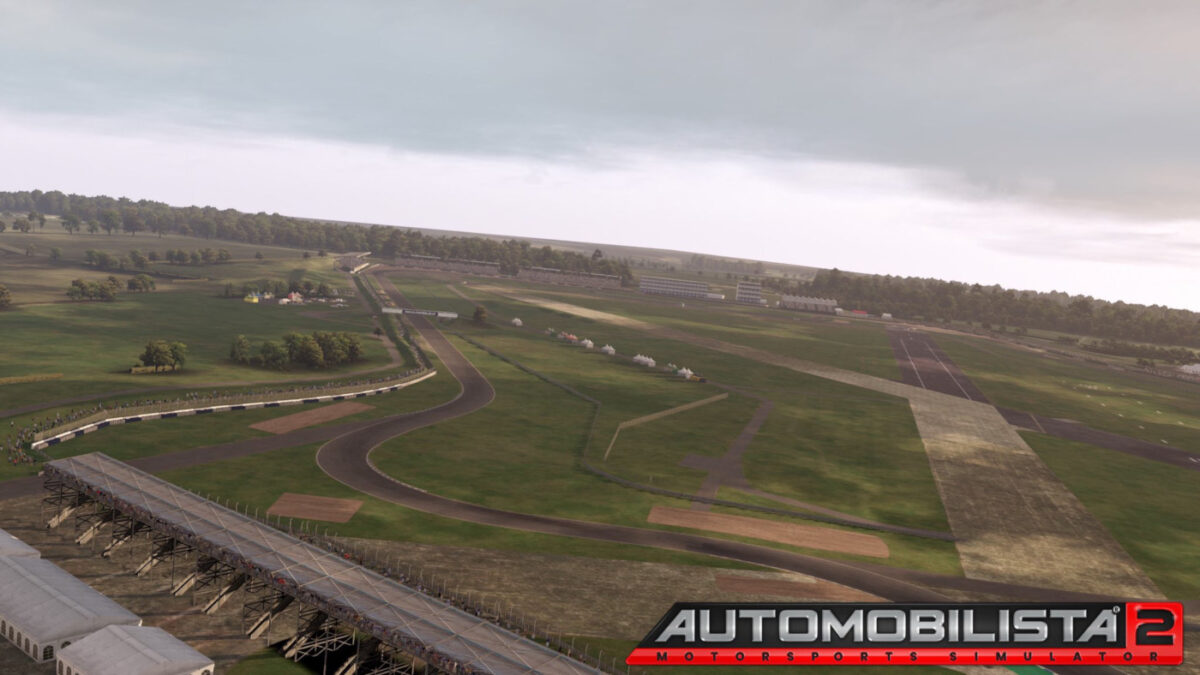 Silverstone is a challenging circuit to drive, including the historic versions in the Automobilista 2 Silverstone Pack DLC