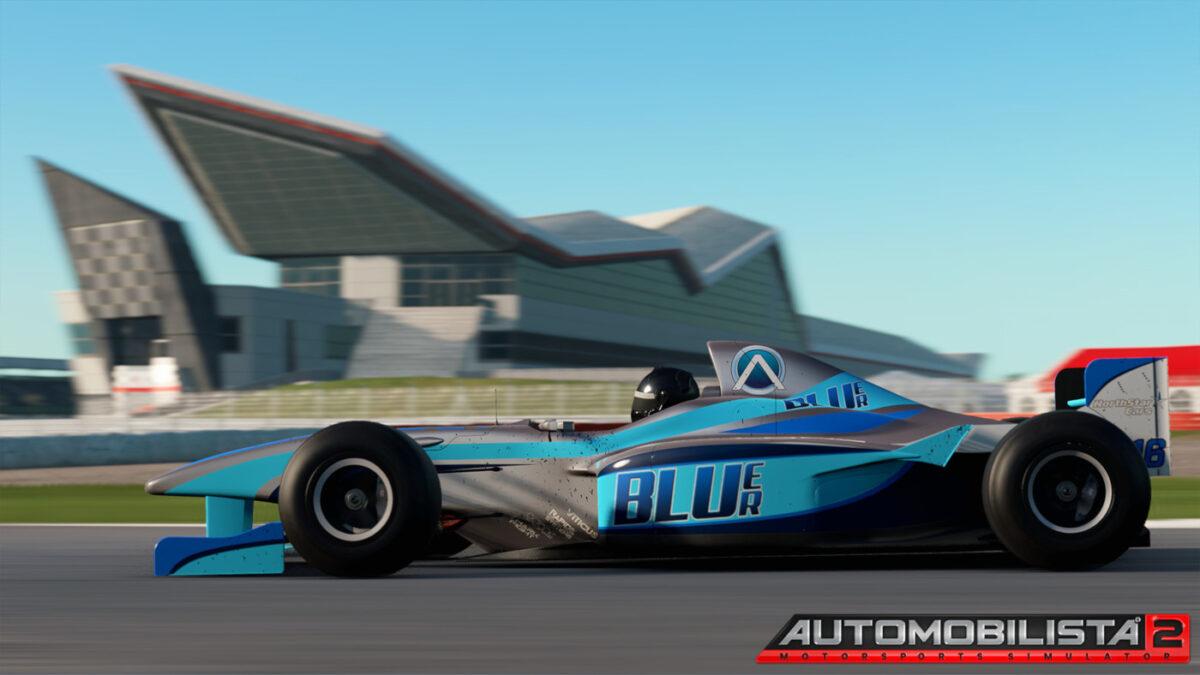 The Formula-V10 Gen 1 comes to Automobilista 2
