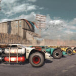 Crossout Update Brings Madness Circuit Racing